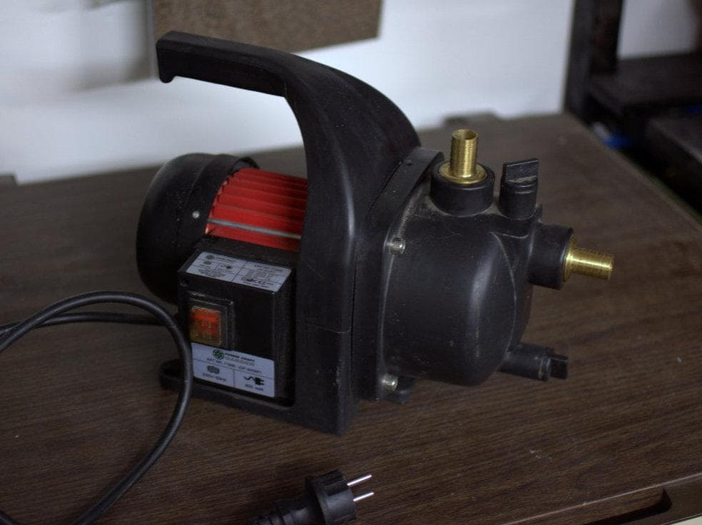 Power Craft 800w -vesipumppu